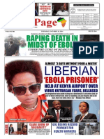 Thursday, October 16, 2014 Edition