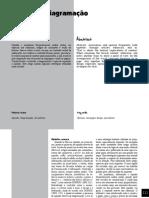 Opinião e diagramação