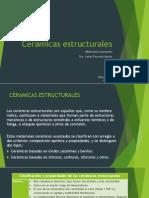 Cerámicas estructurales