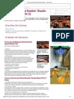 Trucos para Mortal Kombat_ Shaolin Monks - Trucos PS2 (I).pdf