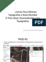 Instrucciones Para Obtener Topografías a Nivel Mundial.pdf