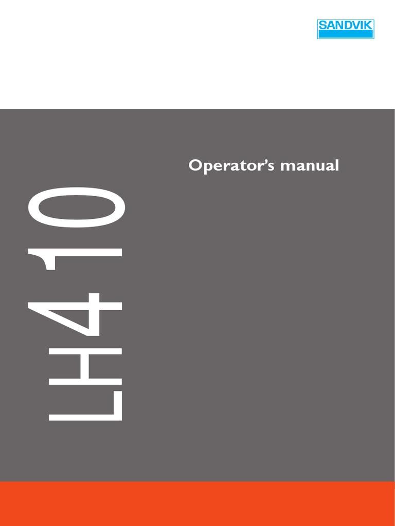 manual lh410 pdf clutch manual transmission rh scribd com Operation Manual Clip Art Ryobi Weed Eater Operations Manual