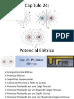 Cap 24 - Potencial eletrico.pdf