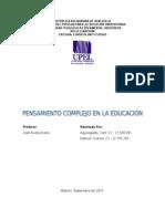 TRABAJO PENSAMIENTO COMPLEJO EN EDUCACIÓN + CARIL MENDOZA.doc