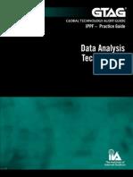 Document 1 - Data Analaysis Technologies