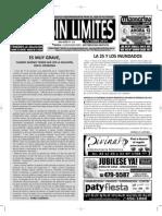 Sin Límites - Octubre 2014