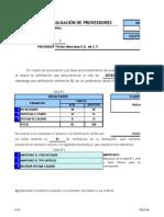 evaluacion proveedores.xls