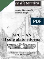eBook Martinelli-Zagni APU-An Il Sole Alato Ritorna