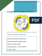 U6 - Solucion de Ecuaciones Diferenciales.docx