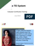 tei system evaluator training module 2014 07 27