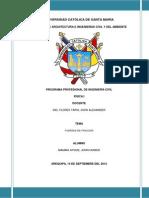 Informe 9 - FUERZAS DE FRICCION -  Practica de Fisica.docx