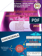 AMENORREA diapos FINAL.ppt