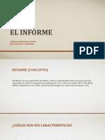 EL INFORME.pptx