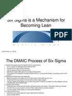 Lean Sig Sigma