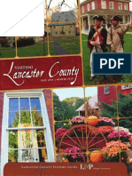Visiting Lancaster County Fall 2014 Winter 2015