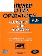 Standard Boiler Operators ,Questions and Answers