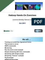HadoopExercises
