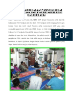 Laporan Majlis Bacaan Yasin Dan Solat Hajat Perdana