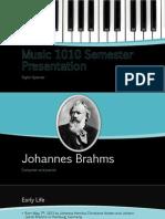 taylor spencer music 1010 semester presentation