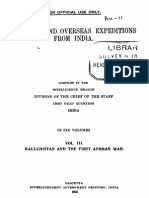 1910 Baluchistan and the First Afghan War by Intelligence Branch s.pdf