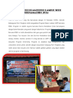 Laporan Program Bubur Lambuk Skpp Bersama Pibg 2014 Complete
