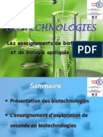 Stl Biotechnologies