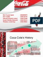 Company Review Coca-Cola