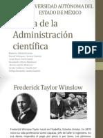 Teoría de la Administración científica (1).pptx