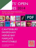 EKOH 2014 Booklet