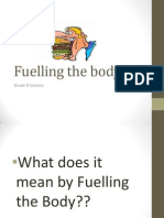 fuelling the body ppt