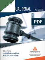 APOSTILA - Jurisdicao e Competencia - Fixação e Deslocamento.pdf
