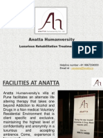 Anatta Humanversity:Best Alcohol Rehabilitation Center At Pune