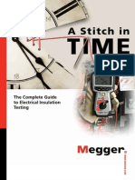 Megger Guide to Electrical Insulatuion Testing