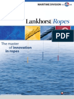 Lankhorst Ropes MARITIME Catalogue - Version 0114LR