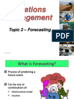 Topic 2 -Forecasting.ppt