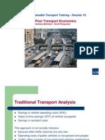 DSIT_Pro-Poor Transport Economics