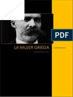 Friedrich Nietzsche - La Mujer Griega.pdf