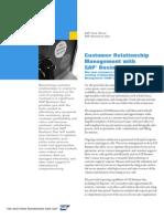 SAP Business One CRM