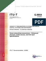 T-REC-G.9954-200701