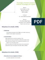 Presentacion VHDL Maquinas de Estados.pptx