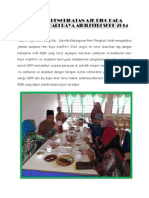 Laporan Sambutan Hari Raya Aidilfitri Skpp 2014