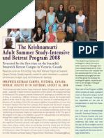 2008 Canada K Adult Brochure