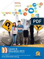 Career and Education Exhibition 2015
