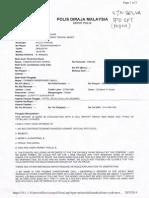 14 03 28 Balfour Beatty (BBASJV) Police Report, Fraud