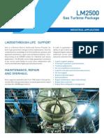 Avio Turbine Gas package