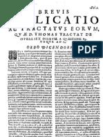 CT [1642 ed.] t1b - 17 - Brevis Explicatio De Opere Sex Dierum