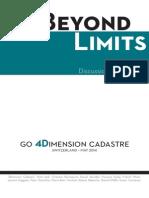 Catastro 4D, más allá de los limites
