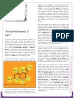 Pyrroloquinoline Quinone PQQ