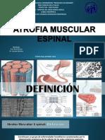 SEMINARIO UCIP. Atrofia Muscular Espinal.pptx