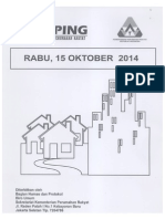 Kliping Berita Perumahan Rakyat, 15 Oktober 2014